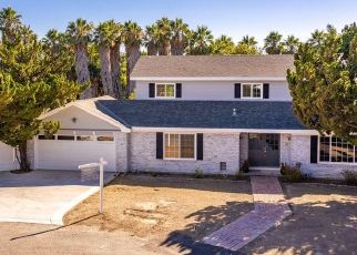 Pre Foreclosure in Thousand Oaks 91360 SIRIUS CIR - Property ID: 1329383511