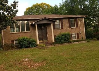 Pre Foreclosure in Nashville 37207 WOODWARD DR - Property ID: 1329446129