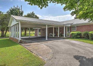 Pre Foreclosure in Greeneville 37745 CREST DR - Property ID: 1329459723