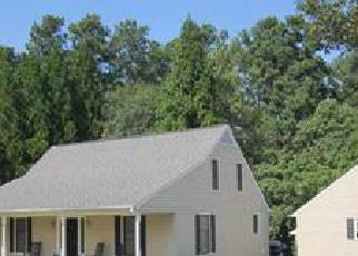 Pre Foreclosure in Anderson 29621 QUAIL HOLLOW RD - Property ID: 1329595937