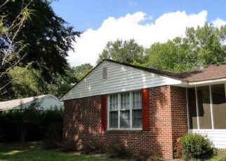 Pre Foreclosure in Aiken 29803 HENRY ST - Property ID: 1329606440