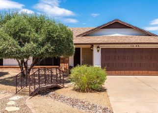 Pre Foreclosure in Mesa 85203 N PARSELL CIR - Property ID: 1329944558