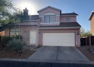 Pre Foreclosure in Tucson 85742 N SPRING CREEK DR - Property ID: 1329978271