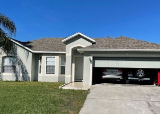 Pre Foreclosure in Kissimmee 34758 ALPINE CT - Property ID: 1330230104