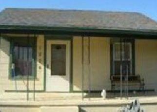Pre Foreclosure in Cushing 74023 E WALNUT ST - Property ID: 1330347493
