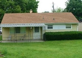Pre Foreclosure in Dayton 45417 NICHOLAS RD - Property ID: 1330393474