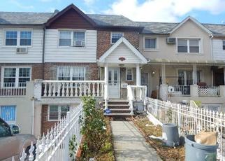 Pre Foreclosure in Woodside 11377 69TH ST - Property ID: 1330672914