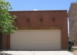 Pre Foreclosure in Albuquerque 87121 LOWER MEADOW AVE SW - Property ID: 1330698752