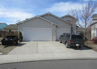 Pre Foreclosure in Reno 89506 MOONWALK CT - Property ID: 1330757889