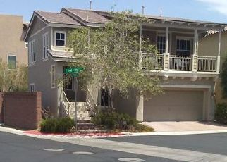 Pre Foreclosure in Las Vegas 89178 OPAL BRIDGE CT - Property ID: 1330759627