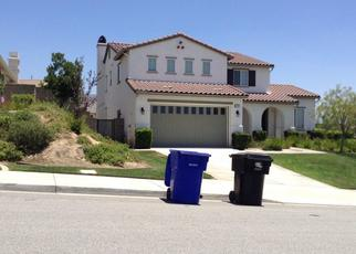 Pre Foreclosure in Highland 92346 WILMONT LN - Property ID: 1330824890