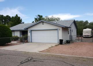 Pre Foreclosure in Camp Verde 86322 E MELINDA LN - Property ID: 1330828832