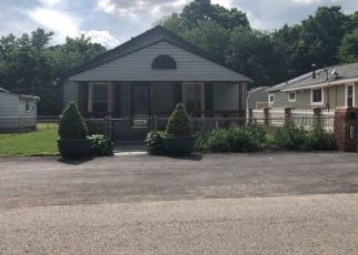 Pre Foreclosure in Indianapolis 46241 S RYBOLT AVE - Property ID: 1331573378