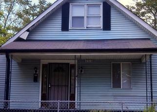 Pre Foreclosure in Indianapolis 46218 E 18TH ST - Property ID: 1331586970