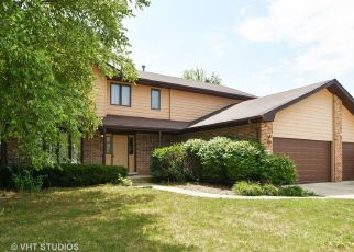 Pre Foreclosure in Tinley Park 60487 STONEGATE DR - Property ID: 1331741111