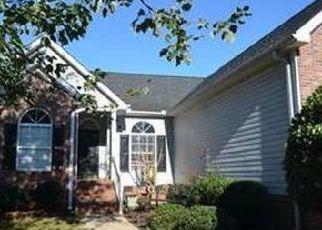 Pre Foreclosure in Simpsonville 29680 SADDLEMOUNT LN - Property ID: 1332026688
