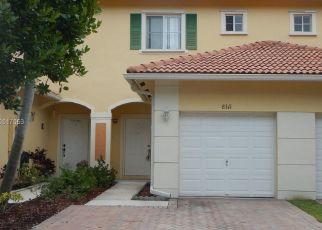Pre Foreclosure in Fort Lauderdale 33321 SANTA MONICA TER - Property ID: 1332088888