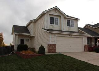 Pre Foreclosure in Fountain 80817 MERRYVALE LN - Property ID: 1332236474