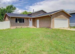 Pre Foreclosure in Fountain 80817 CALLE CORONA - Property ID: 1332237794