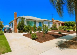 Pre Foreclosure in Los Angeles 90016 S COCHRAN AVE - Property ID: 1332489173