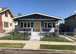 Pre Foreclosure in Los Angeles 90043 W 71ST ST - Property ID: 1332499253