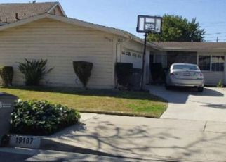 Pre Foreclosure in Carson 90746 GUNLOCK AVE - Property ID: 1332500576