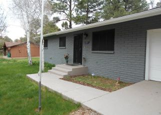 Pre Foreclosure in Show Low 85901 E OWENS - Property ID: 1332726120