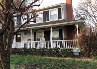 Pre Foreclosure in Herndon 20170 YELLOW TAVERN CT - Property ID: 1333097530