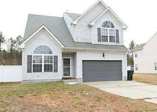 Pre Foreclosure in Suffolk 23435 PUGHSVILLE RD - Property ID: 1333136509