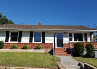 Pre Foreclosure in Roanoke 24017 MORWANDA AVE NW - Property ID: 1333155784
