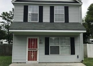 Pre Foreclosure in Newport News 23601 TYLER AVE - Property ID: 1333157982