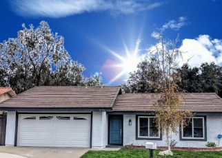 Pre Foreclosure in Thousand Oaks 91362 ASPENPARK CT - Property ID: 1333316965