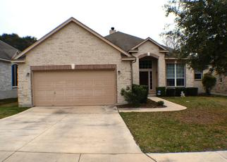 Pre Foreclosure in Cibolo 78108 CINNABAR TRL - Property ID: 1333371707