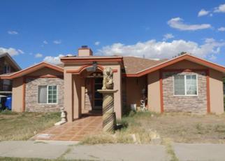 Pre Foreclosure in El Paso 79927 STAUBACH DR - Property ID: 1333405874