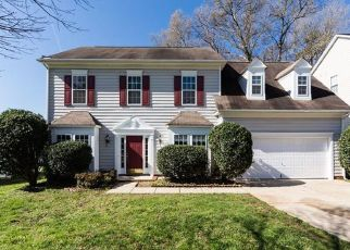 Pre Foreclosure in Charlotte 28213 BAXTER CALDWELL DR - Property ID: 1333676984