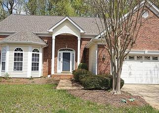 Pre Foreclosure in Charlotte 28278 ASHEFORD WOODS LN - Property ID: 1333706759