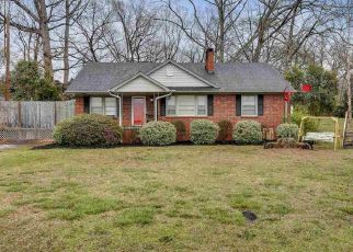 Pre Foreclosure in Anderson 29626 HOWLAND DR - Property ID: 1333747484