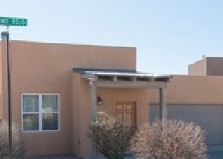 Pre Foreclosure in Santa Fe 87507 CAMINO ROJO - Property ID: 1333884572