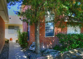 Pre Foreclosure in Albuquerque 87120 SARATOGA PL NW - Property ID: 1333903850