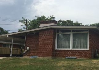 Pre Foreclosure in Suitland 20746 MEDORA DR - Property ID: 1334007190