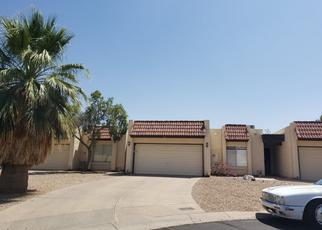 Pre Foreclosure in Mesa 85207 E JENSEN ST - Property ID: 1334064582