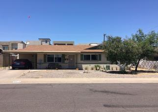 Pre Foreclosure in Scottsdale 85257 E LOMA LAND DR - Property ID: 1334076848
