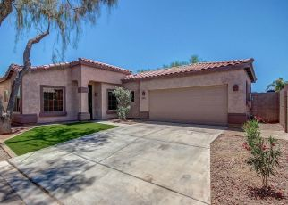 Pre Foreclosure in Chandler 85249 S KIMBERLEE WAY - Property ID: 1334080791