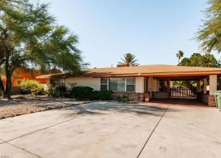 Pre Foreclosure in Tucson 85711 N COLUMBUS BLVD - Property ID: 1334095230