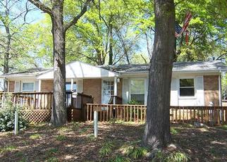Pre Foreclosure in Charlotte 28214 DUNLEIGH DR - Property ID: 1334737299