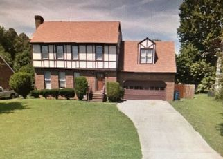 Pre Foreclosure in Greensboro 27406 SPRING MILL RD - Property ID: 1334742563