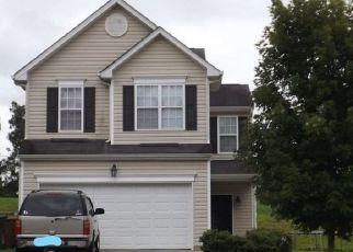 Pre Foreclosure in Greensboro 27406 QUINLAN DR - Property ID: 1334765779