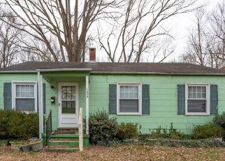 Pre Foreclosure in Greensboro 27403 LOVETT ST - Property ID: 1334778922