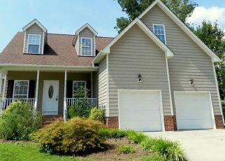 Pre Foreclosure in Whitsett 27377 BARTON CREEK DR - Property ID: 1334782415