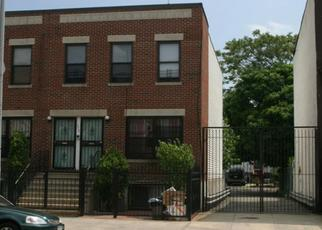 Pre Foreclosure in Brooklyn 11221 LEXINGTON AVE - Property ID: 1334891922